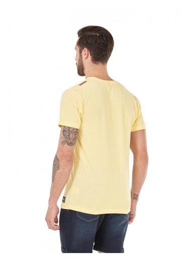 Picture Organic Tişört Sarı